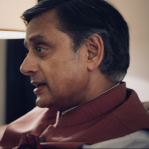 Shashi Tharoor 8 Billion Angels